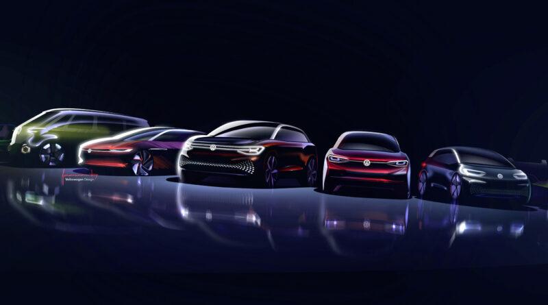 VW investerer 73 milliarder euro i el- og hybridbiler