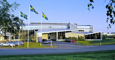 Volvo fabrik
