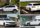Nye hybridbiler fra VW