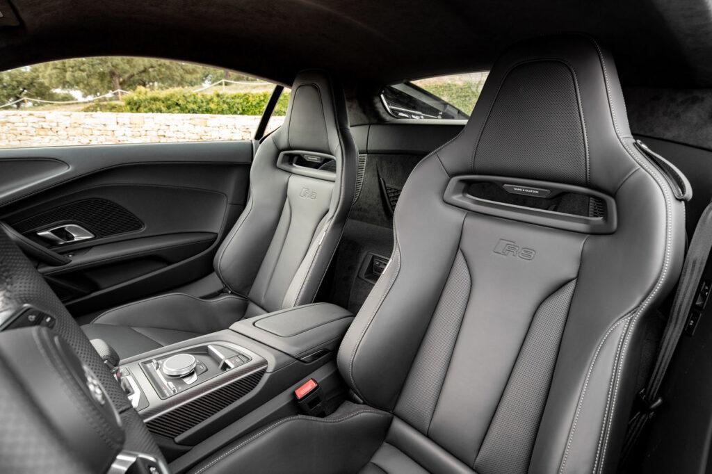 Audi Q3 kabine