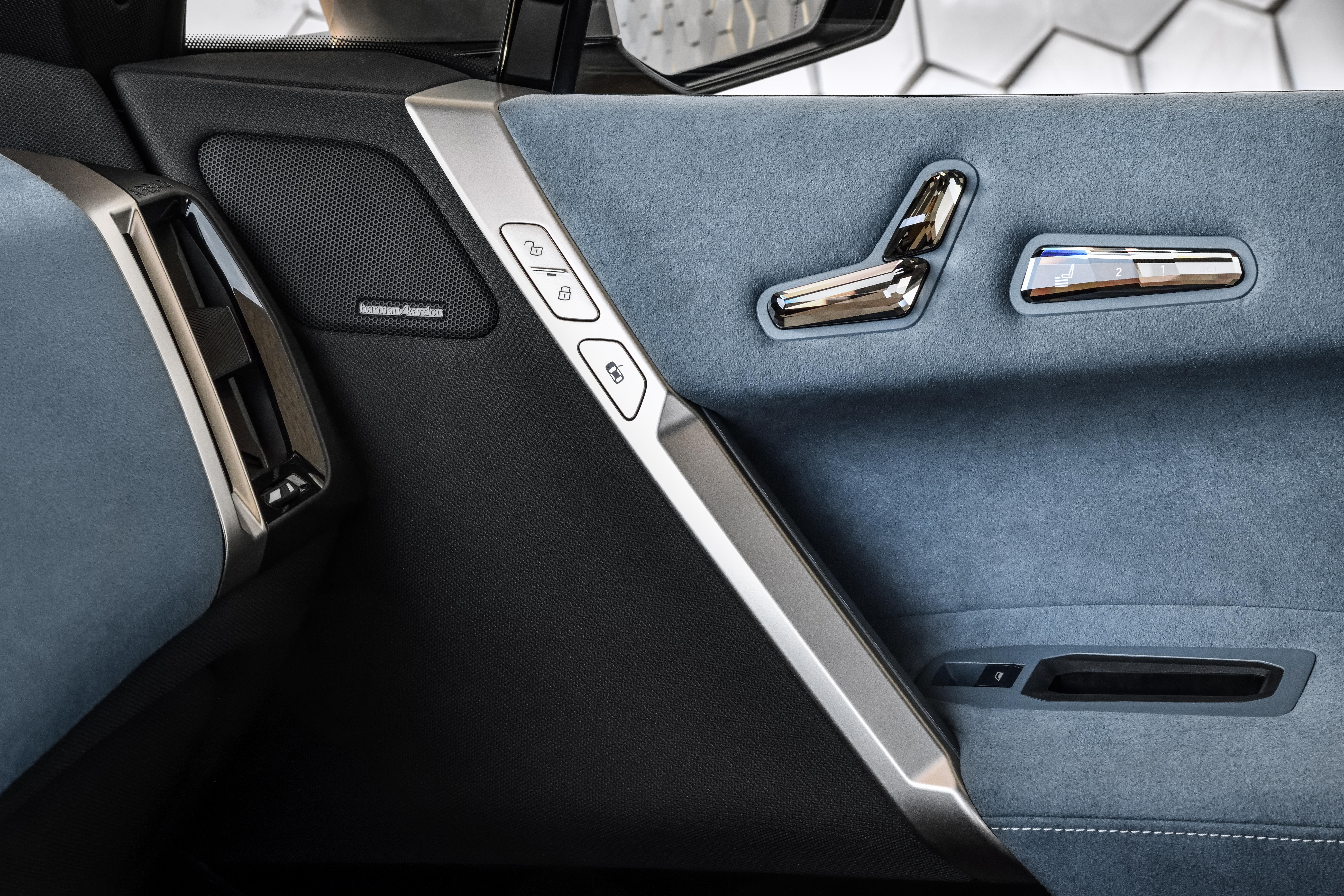 BMW iX døre