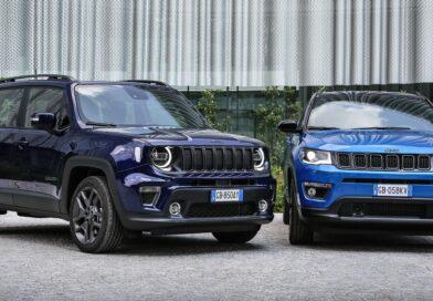 Prisfald på Jeeps plug-in-hybridbiler