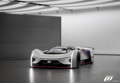 Ford laver prototype på Project P1