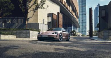 Ny Porsche Taycan