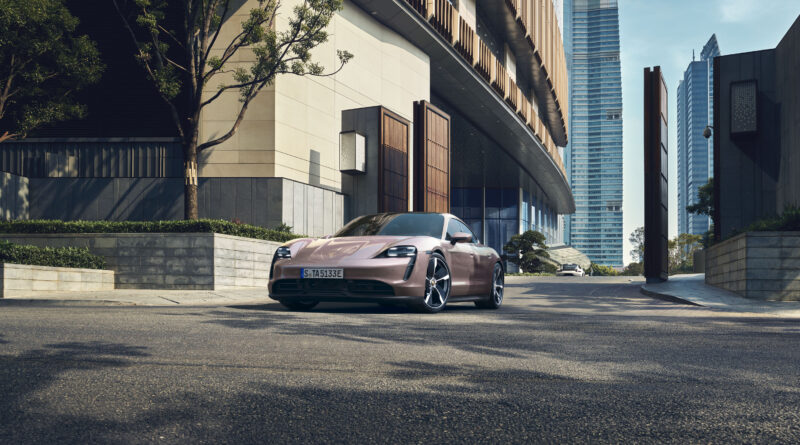 Nærmest billigt – ny Porsche Taycan til 750.000