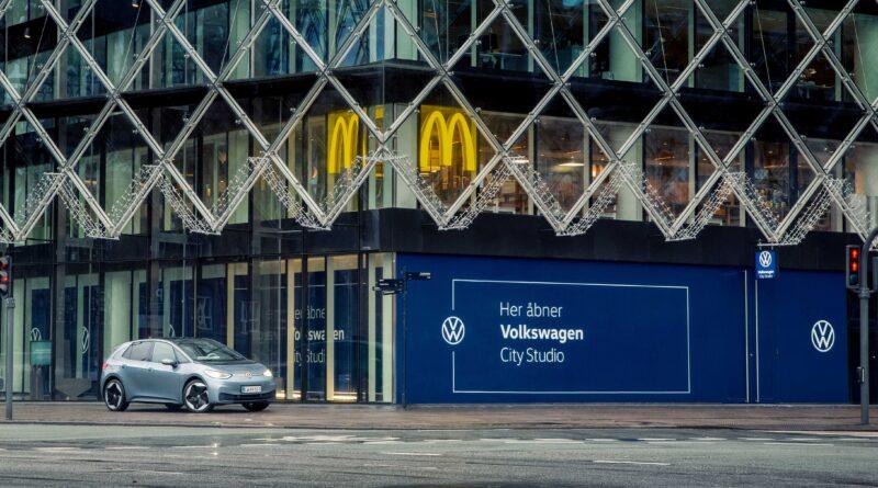 Volkswagen Danmark sætter stikket i fremtiden