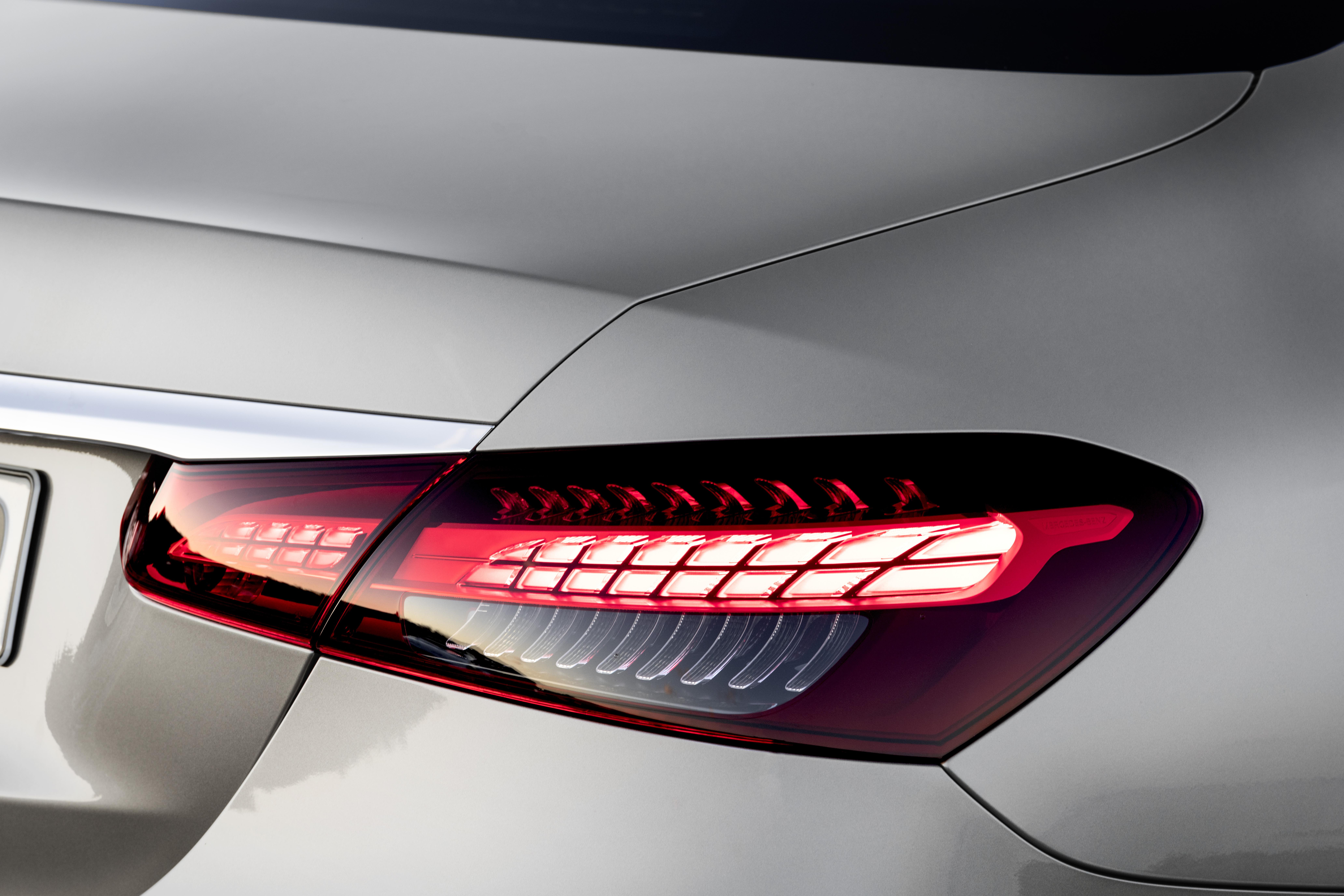 Mercedes E300 plug-in hybrid