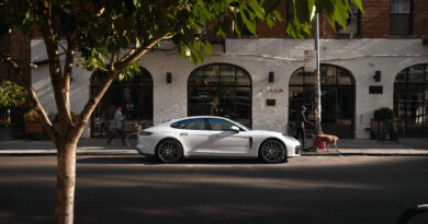 Ny Porsche Panamera Hybrid