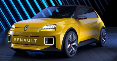 Renault 5 elbil