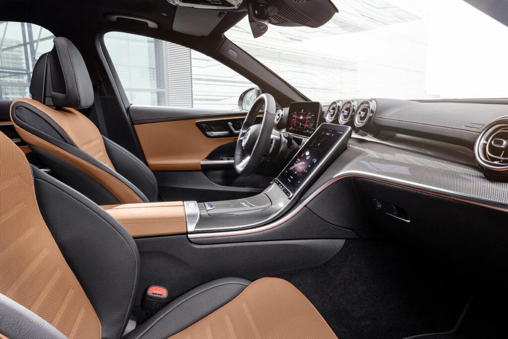 Ny Mercedes C-klasse