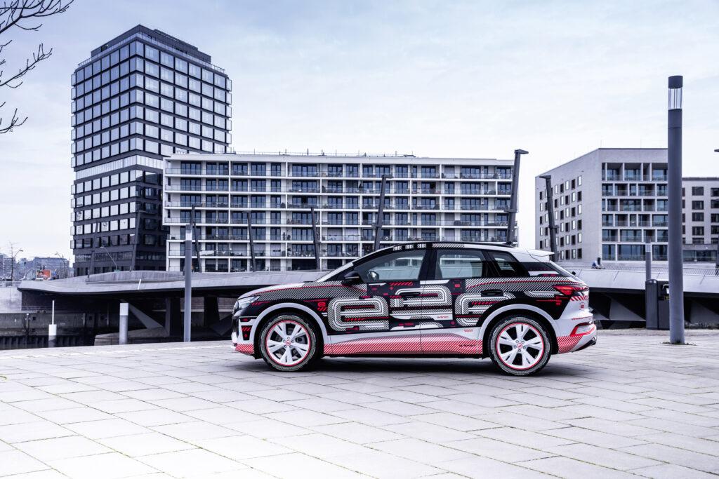 Ny Audi Q4 e-tron
