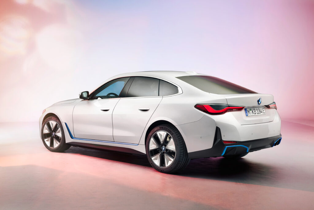 Ny BMW i4