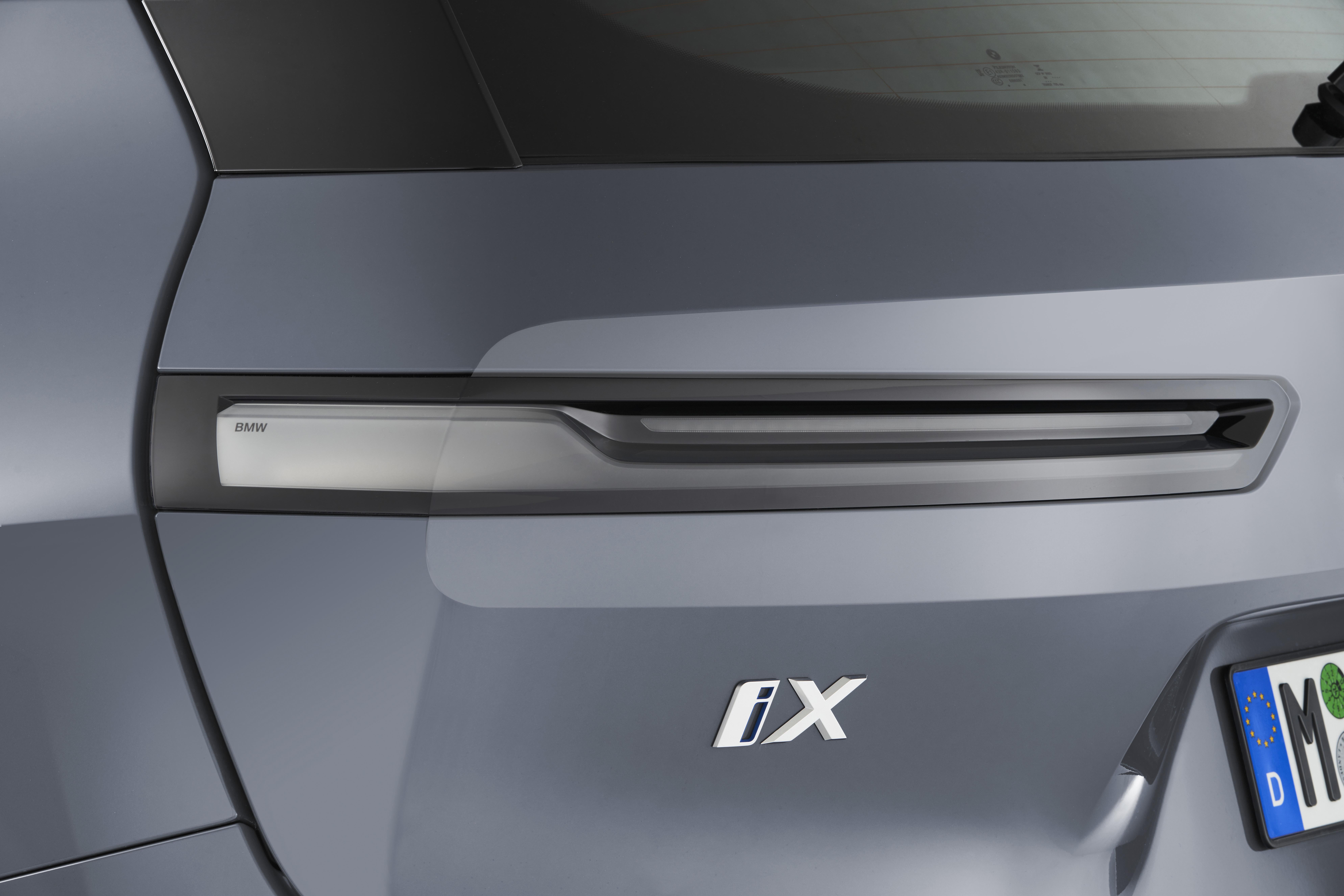BMW iX dørhåndtag