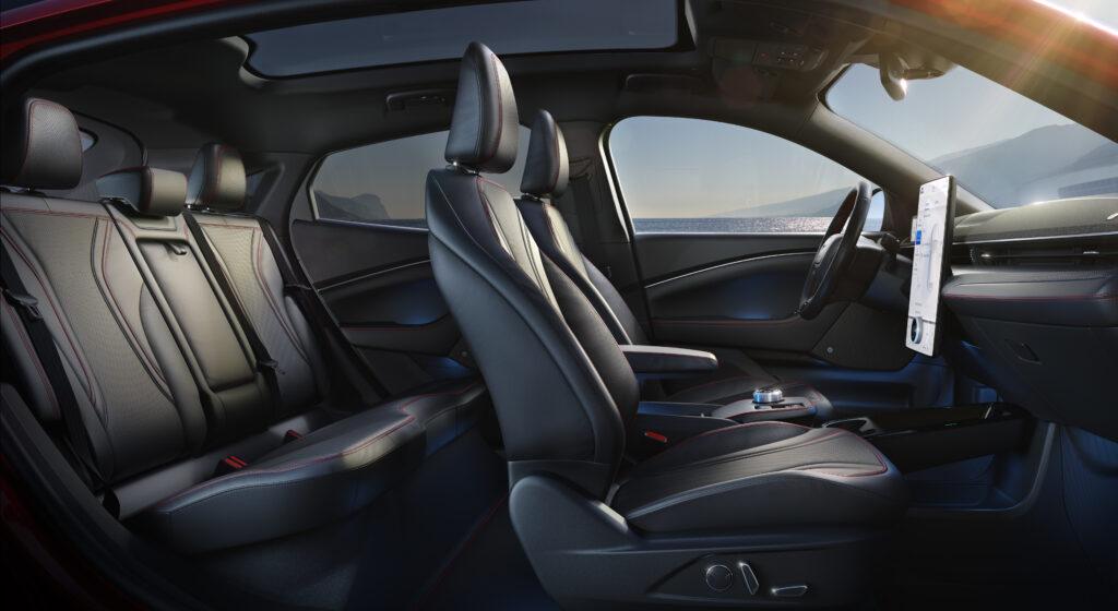 Ford Mustang Kabine