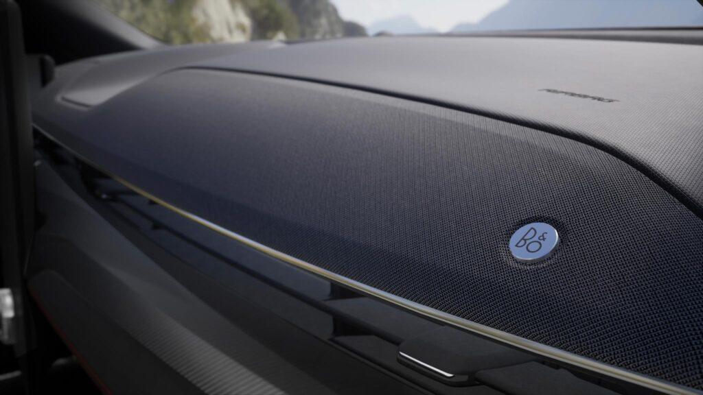 Soundbar Ford Mustang