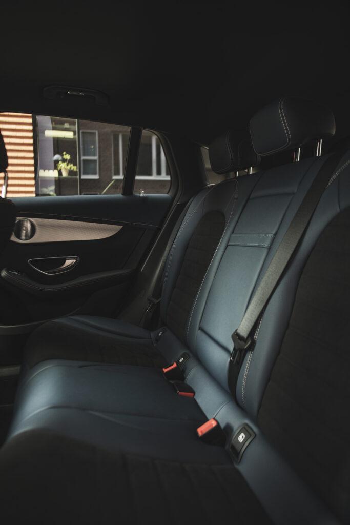 Mercedes EQC bagsæder