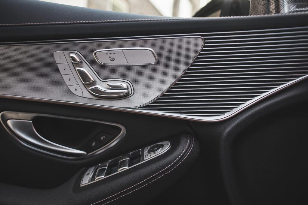 Mercedes EQC sidedør