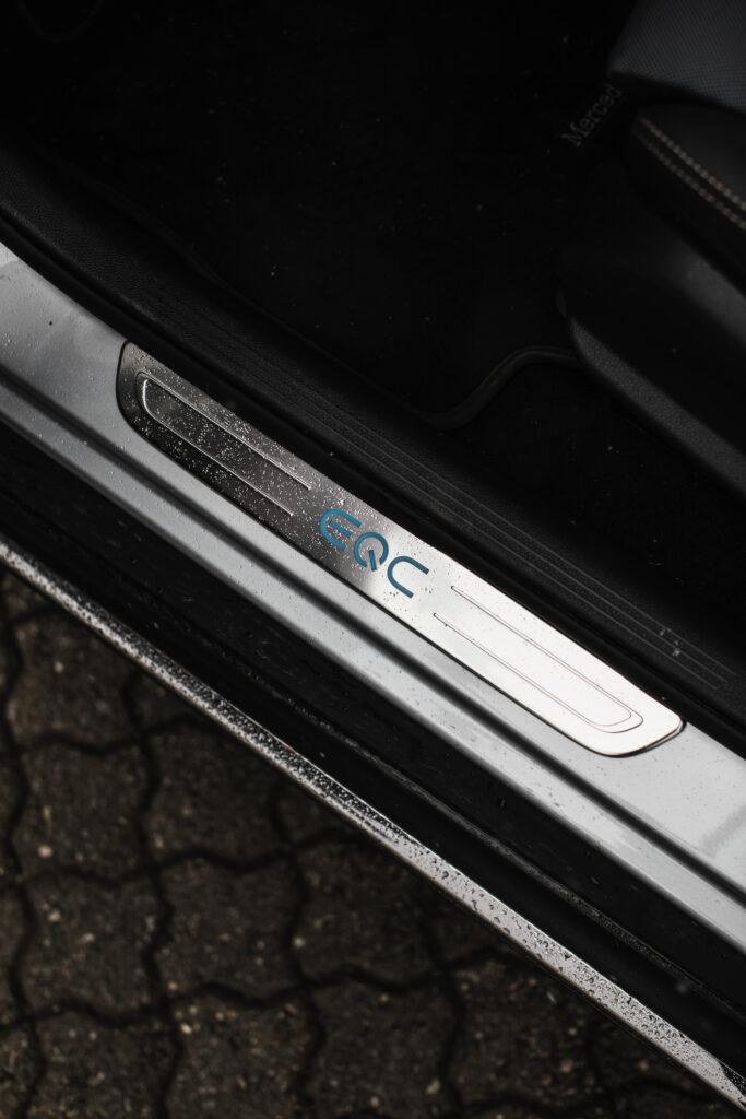Mercedes EQC dør