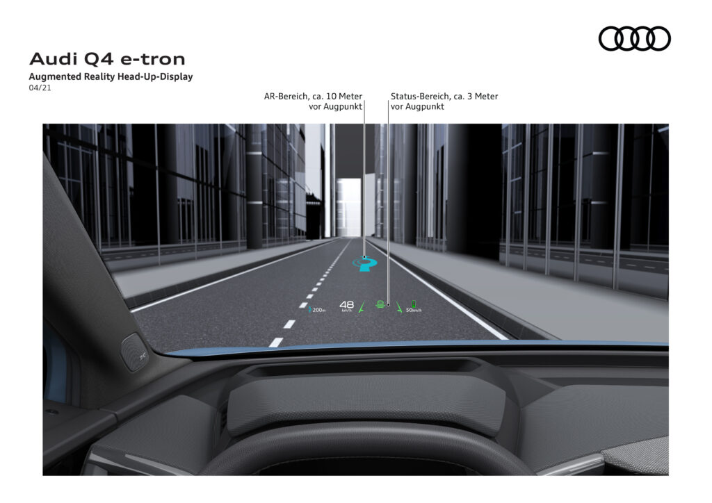 Augmented reality head-up display